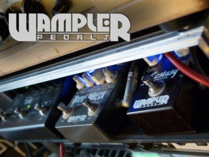 Wampler Pedals. Click the pic for the full story